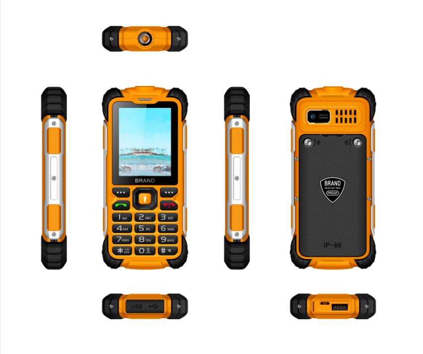 F56 Rugged phone