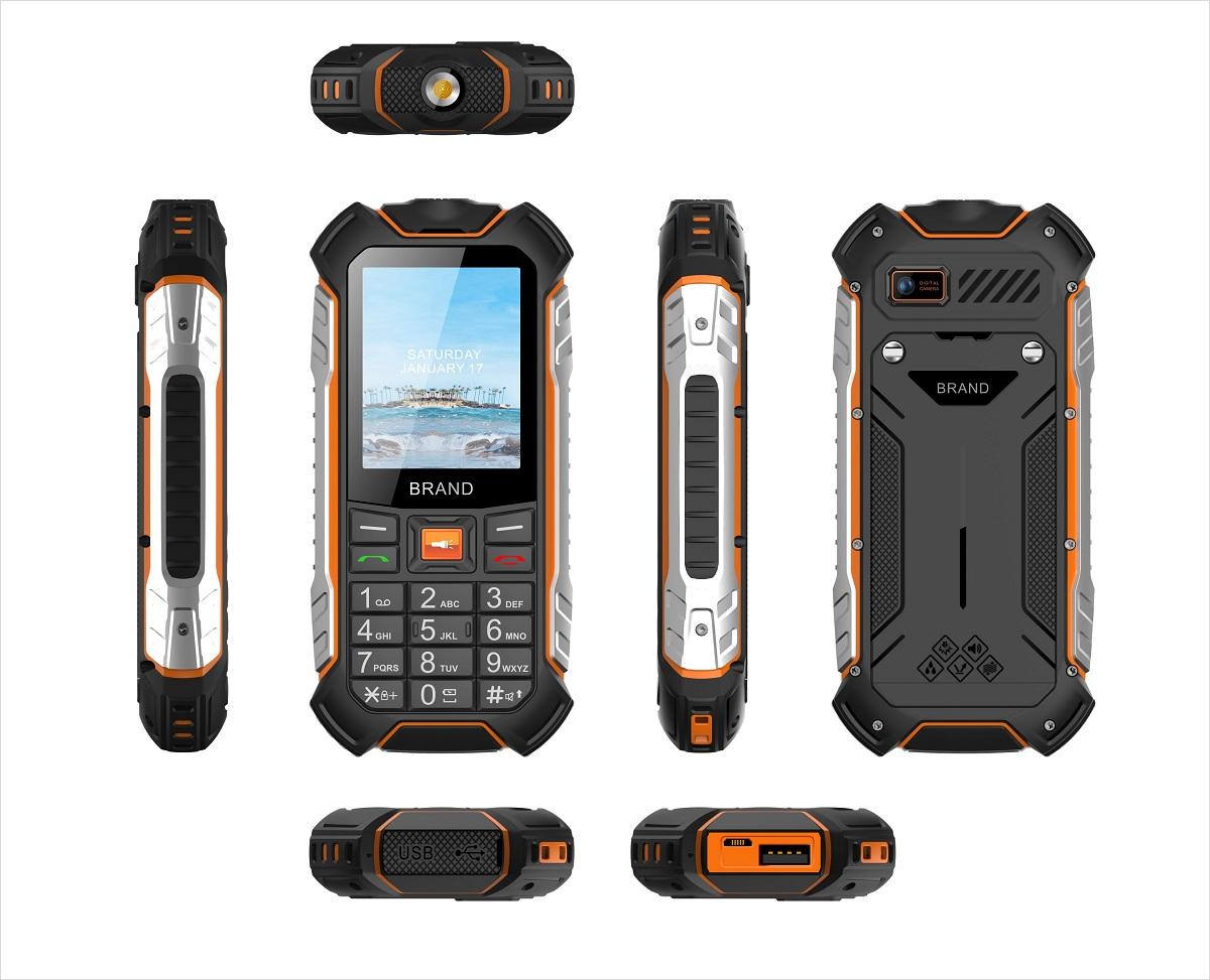 F68 Regged phone