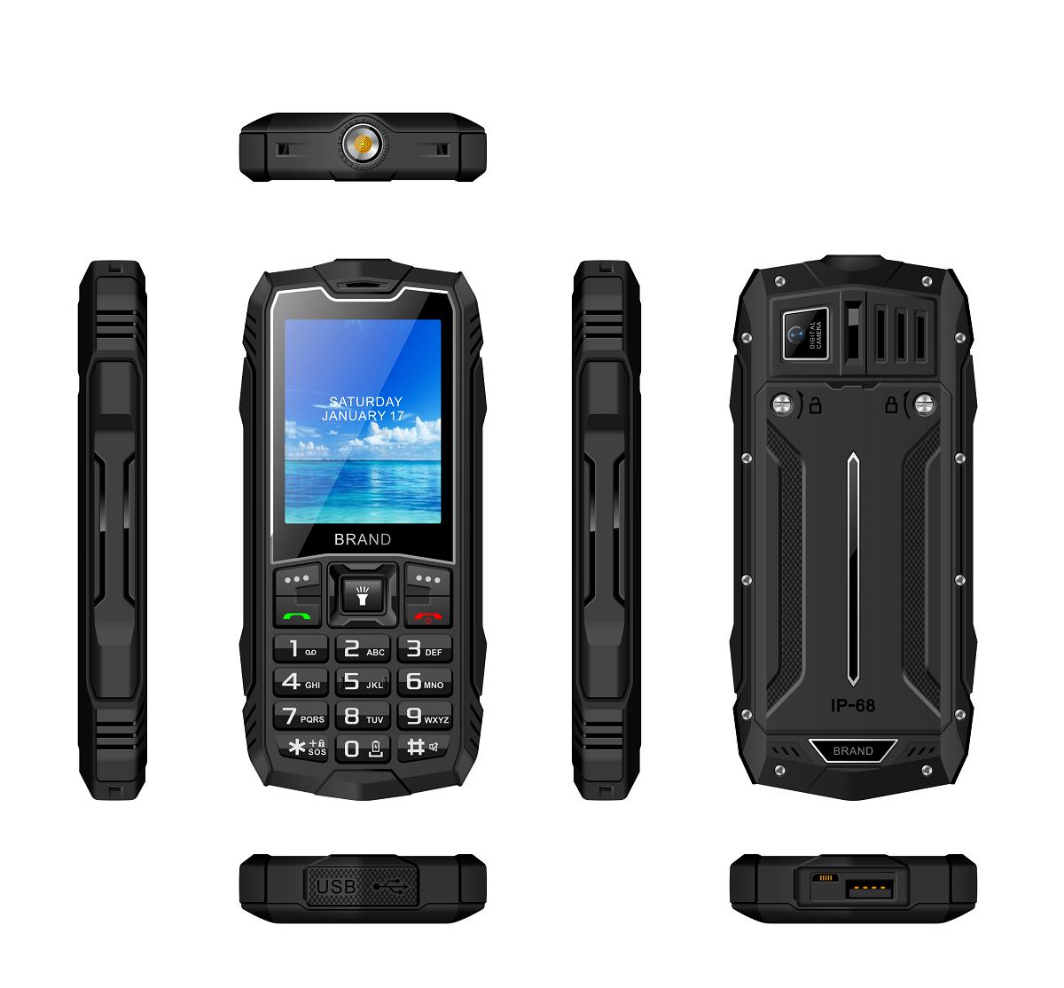 F58 Rugged phone